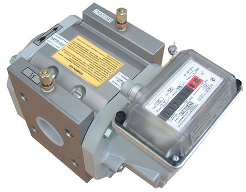 Ротационные счетчики газа RVG